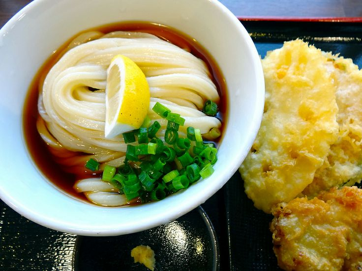 讃岐うどん 幅屋 udon habaya Hiroshima ぶっかけうどん れんこん天 かしわ天 かぼちゃ天 tempura tenpura 広島市南区皆実町6丁目