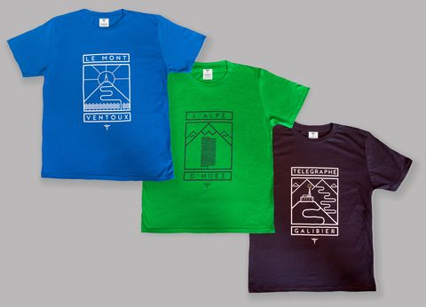 The Routes T-Shirt Collection