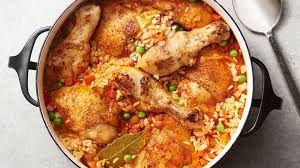 Image result for Arroz con pollo