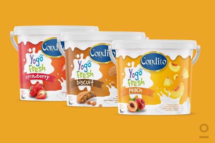 Condito | Yogofresh Packaging - twomatch!