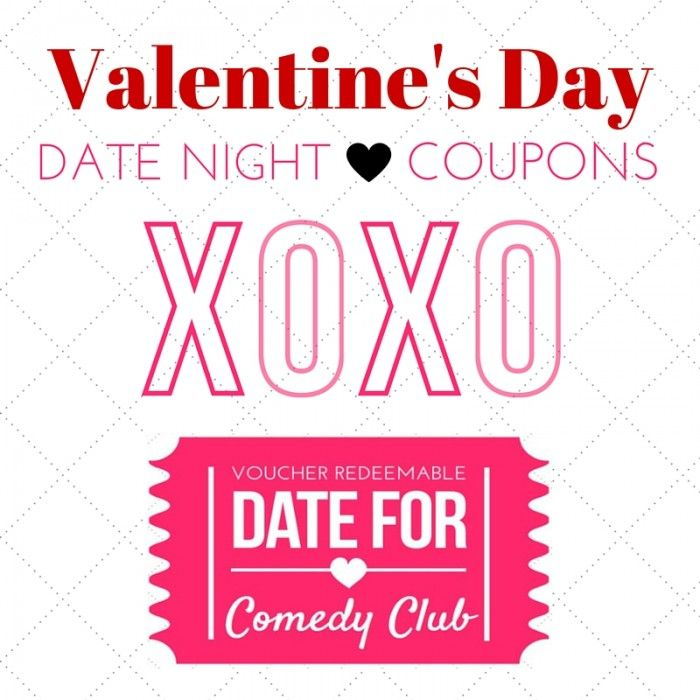 valentine's day coupons for boyfriend template