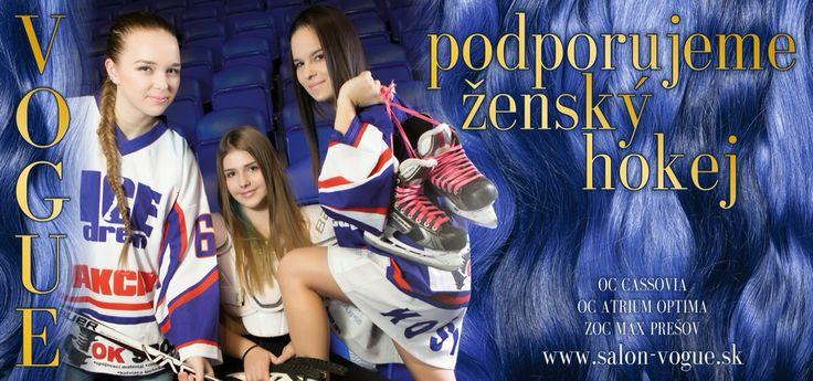 Podporte s nami ženský hokej