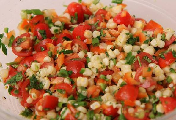 Summer Corn Salad | Cooking | Pinterest