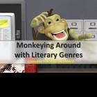 This 36-slide presentation will dazzle your students while covering the necessary literary genres that students need to know! The presentation cove...