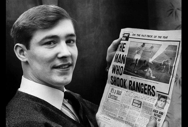 Alex Ferguson, 1963