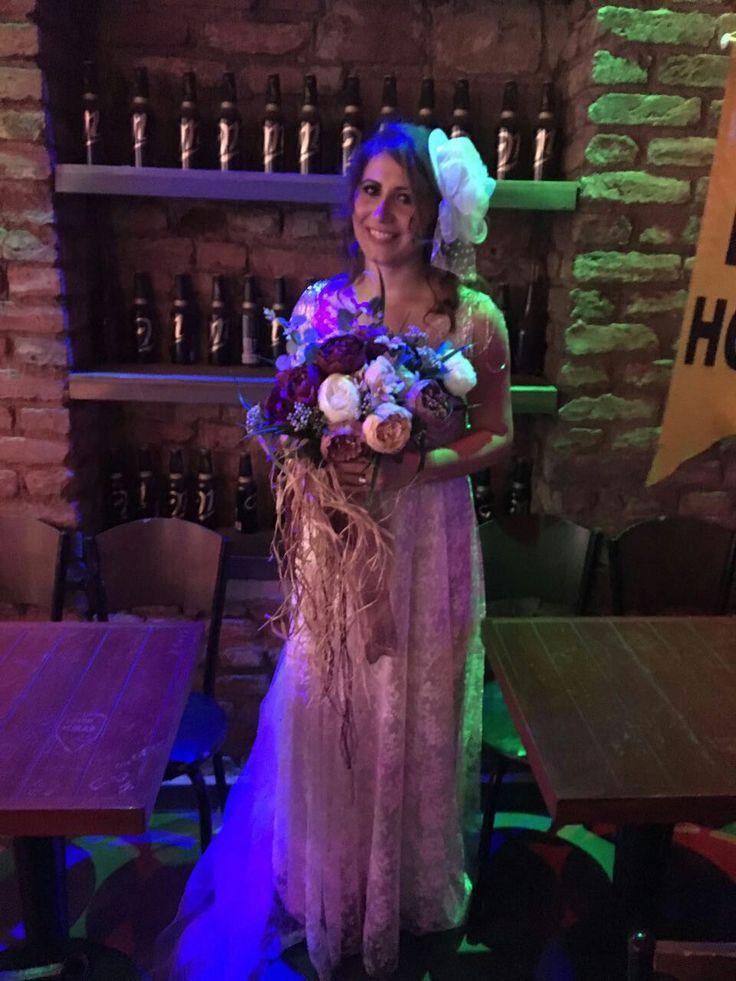 Gamze Cingöz/ /Gelinlik/nikah günü Wedding day