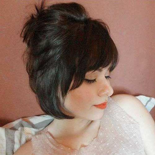 20+ Neue Nette Frisur Ideen für Kurze Haare //  #Frisur #für #Haare #Ideen #kurze #Nette #Neue