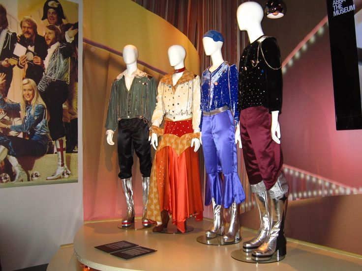 visiting ABBA The Museum