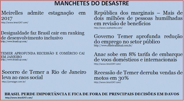 """Além d'Arena: Tributo aos idiotas do """"Fora Dilma!"""" VIII"""