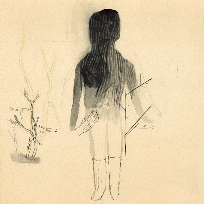 drawings 2009-2011 : Caroline Gaedechens