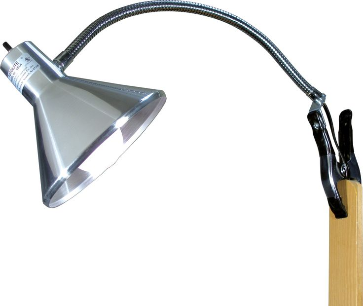 Save On Discount Utrecht Clamp On Easel Lamp, 75W & More Lamps at Utrecht