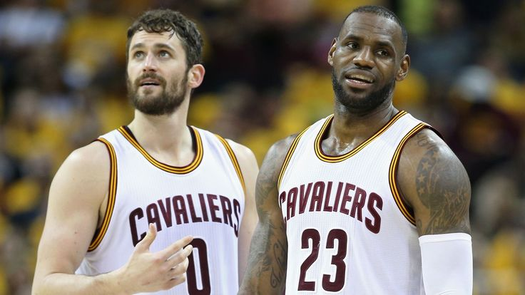 Frank Isola responds to LeBron James' strong reaction to reports of a potential Kevin Love trade.
