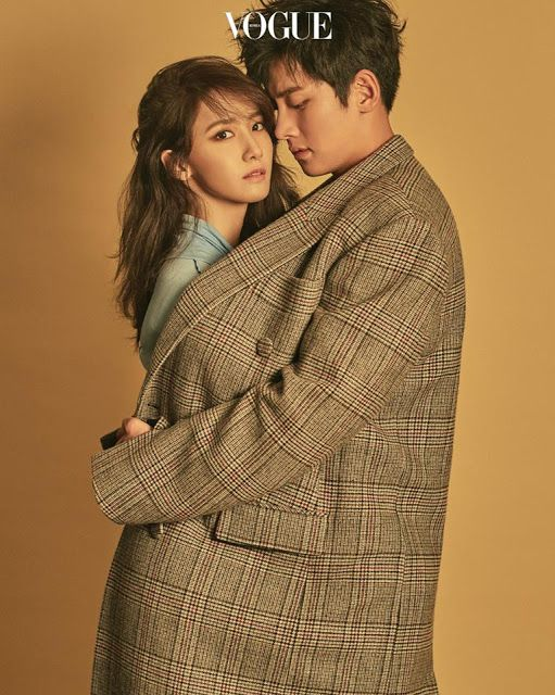SNSD YoonA and Ji Chang Wook graces VOGUE Korea's October issue ~ Wonderful…