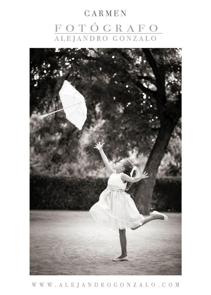 #Book de fotos a Carmen. Es resto de las fotografías a esta pequeña princesa de apenas 8 años de edad puedes encontrarlas en mi web.