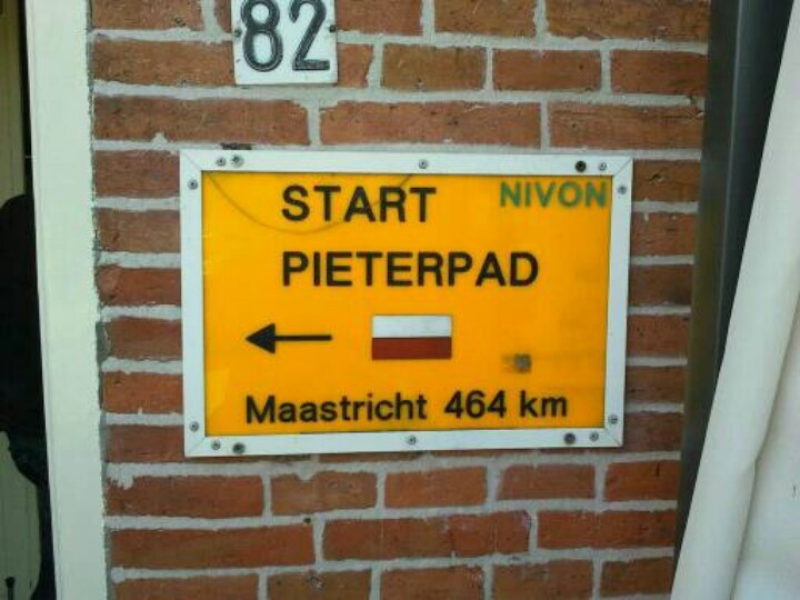 Start pieterpad in Pieterburen