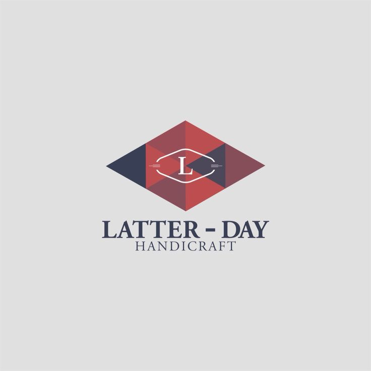 Redesign logo latterday handicraft