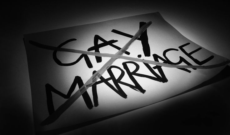 Gay marriage narrative series