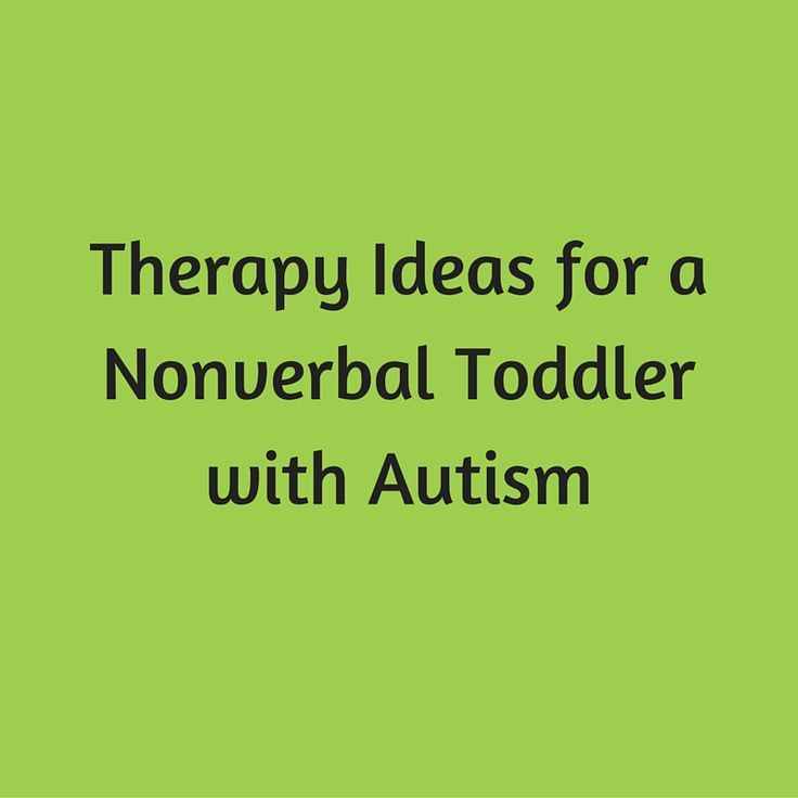 In this video, speech-language pathologist Carrie Clark explores therapy ideas for a nonverbal toddler with autism. What can be done in speech therapy for a kiddo like this?     Components of Intervention to Consider: 1.Parent Training: Teach good language modeling techniques to the parents   Using shorter utterances  Using sign language  Self-Talk  Parallel-Talk  Labeling