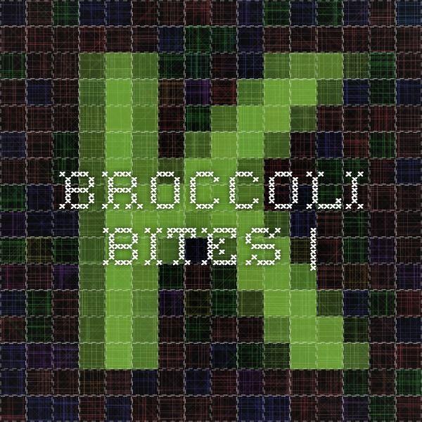 Broccoli Bites |