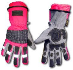 MTR Reflective PINK Extrication Gloves – Med-Tech Resource LLC Online Store  LOVE THESE!!!