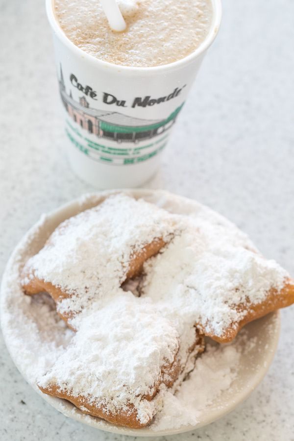 Cafe Du Monde - New Orleans Travel Diaries  Yummmmmmm! Already been here once, would love to go back! :)