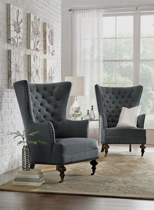 Outstanding Accent Chair For Bedroom Ideas Accent Chairs Source Http Www Homedecorators Home Living Room Living Room Chairs Accent Chairs For Living Room