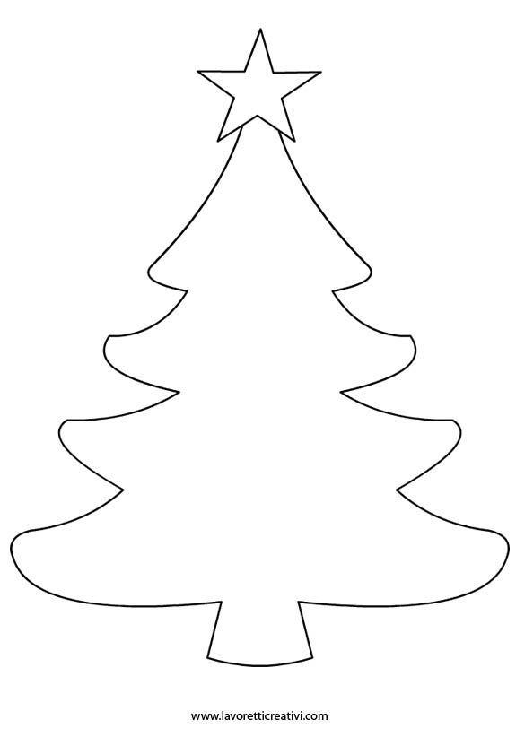 Siluetas de la Navidad para cortar en orígenes: