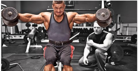 @Flex_Lewis talks with @fitmarkbags about the upcoming #Olympia! #Showdown #NiceBag http://fb.me/7AqW5Ix4x