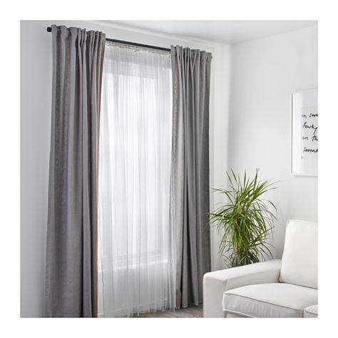 25 best ideas about ikea panel curtains on pinterest for Binario kvartal ikea