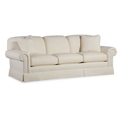 Thomasville Sofa, this is real furniture...absolutely love mine!