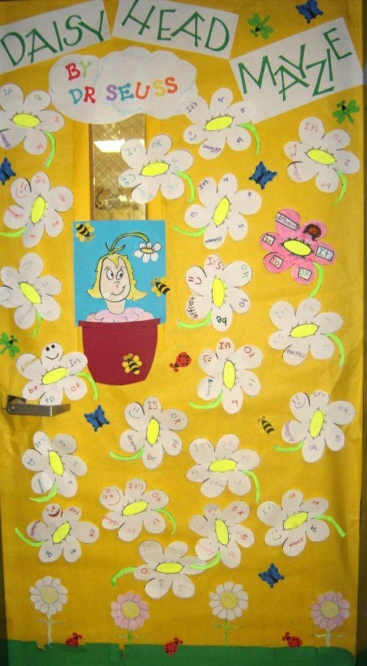 Speech Language Classroom Decorations ~ Best dr seuss door decorations images on pinterest