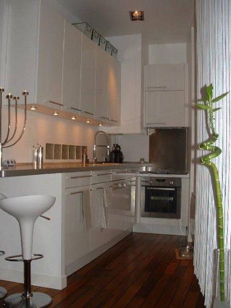 1000 id es sur le th me cuisine mobalpa sur pinterest for Decoration petit appartement idee