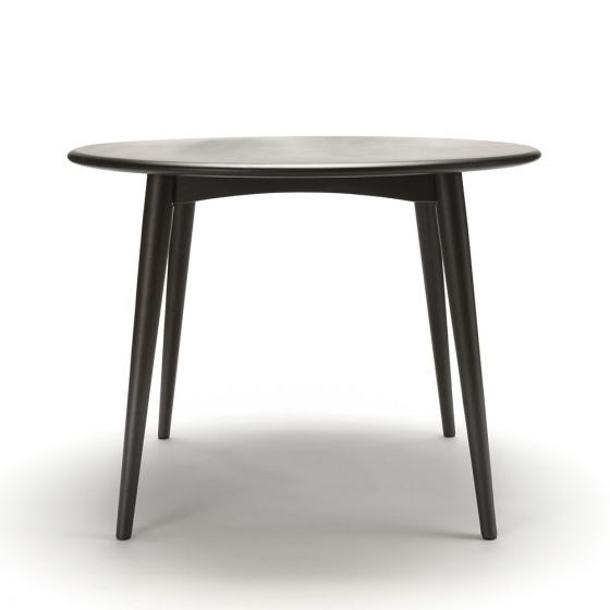 TABLE 167 ROUND - FEEL GOOD at Spence & Lyda #spenceandlyda #feelgood #australia #sydney #table #oak  #dining #design