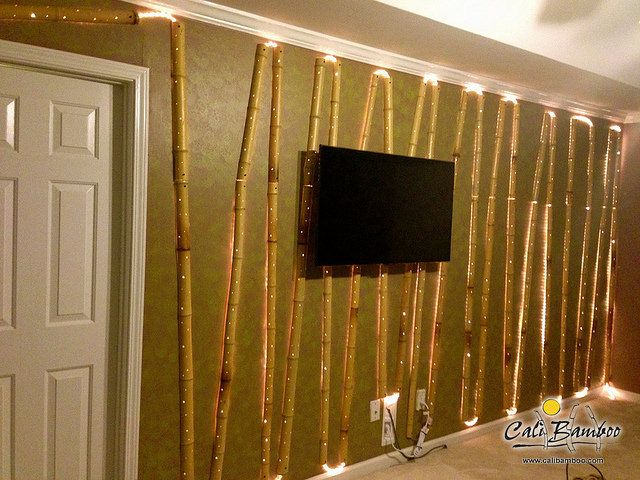 103 best bamboo projects images on pinterest bamboo plywood diy bamboo pole light fixture solutioingenieria Image collections