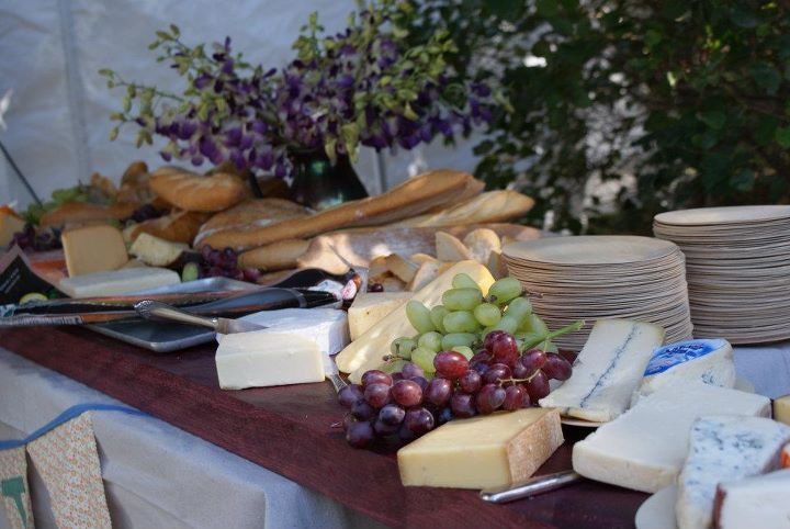 I want a super large wood cheese board like this