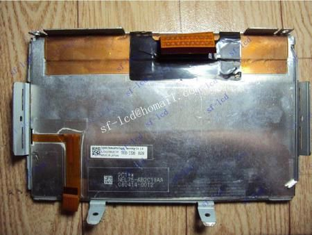 Good inch LCD screen for Toshiba LTABCF Car DVD GPS navigation System LED module LCD Panel Display