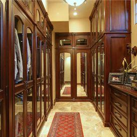 Mediterranean Closet by Fratantoni Luxury Estates