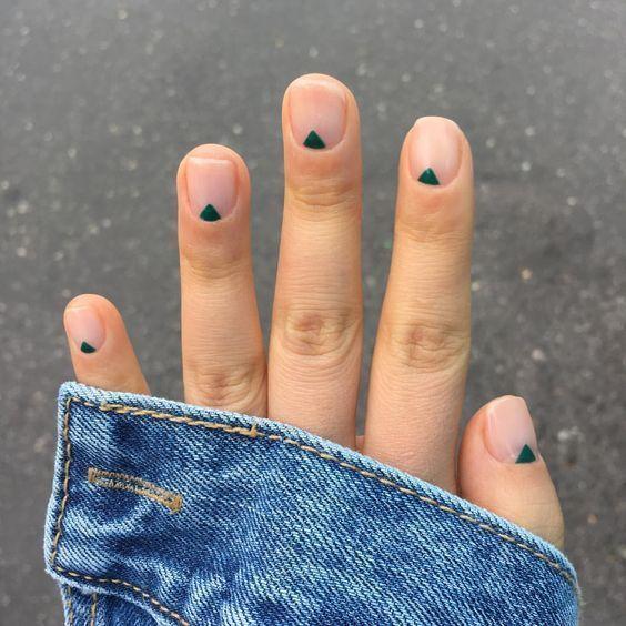 minimal manicure #beauty – Bonnie Arque