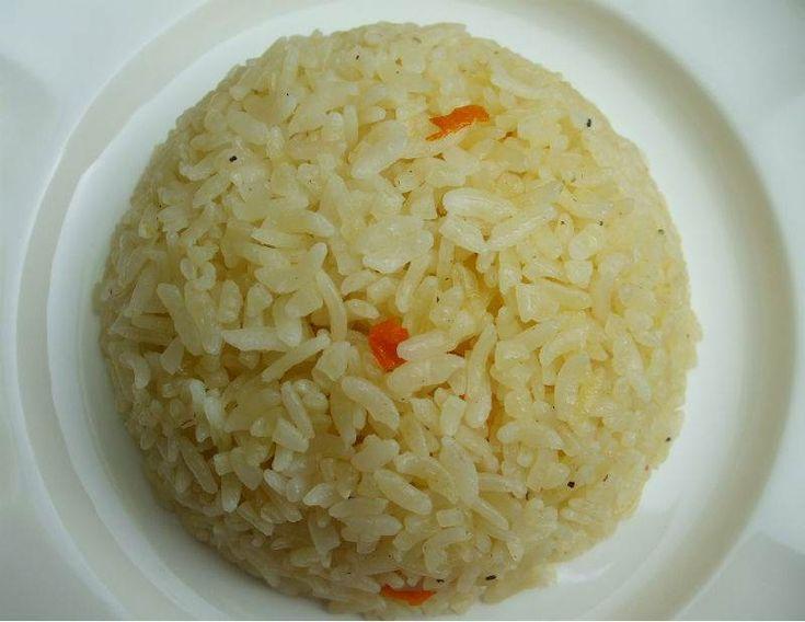 Portakallı Pirinç Pilavı - Fügen Büke #yemekmutfak
