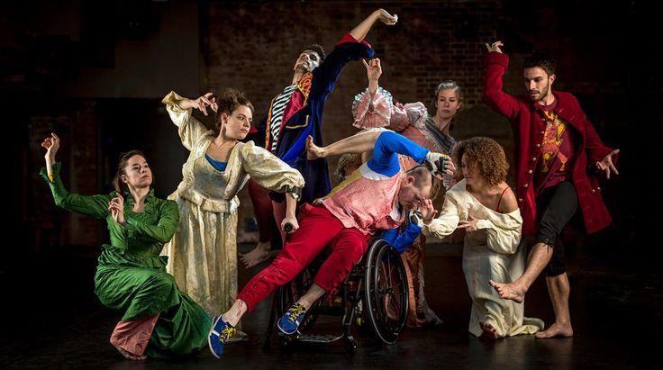 Χορεύοντας στην Καλαμάτα.(Ο σύγχρονος χορός αλλά και η διαφορετικότητα )
