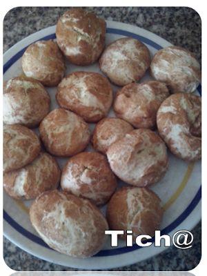 As Receitas da Ticha: Biscoitos de Canela