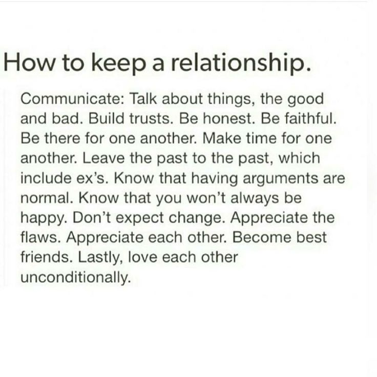 This applies to all relationships. Take a good, long, honest evaluation of  what you have contributed to your relationships. And keep in mind, ...