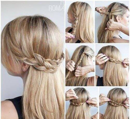 25 best hairstyling tutorials Lichen hair for you