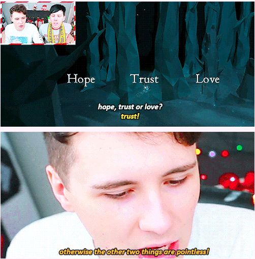 GIF SET: What Patronus Animal are Dan and Phil?! - Pottermore