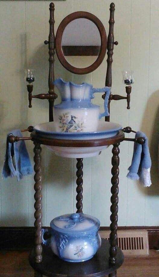 38 Best Antique Wash Stands Images On Pinterest Wash