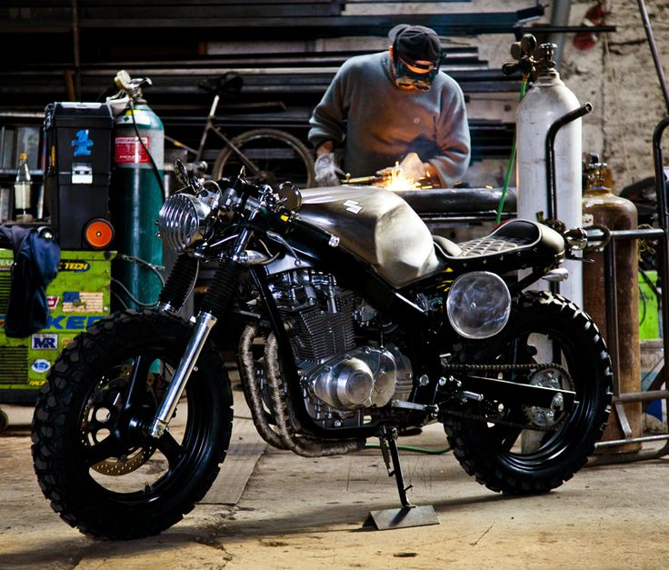 49 best suzuki gs 500 images on pinterest scrambler cafe racers and projects. Black Bedroom Furniture Sets. Home Design Ideas