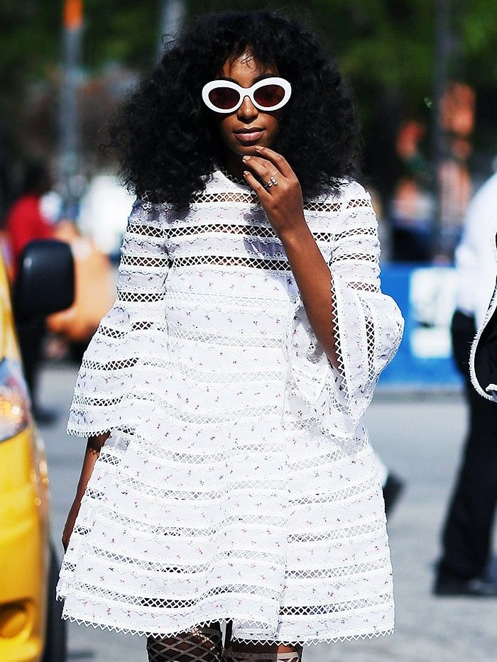 The Trend Solange Knowles Does Better Than Everyone Else