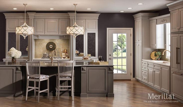 1000 images about cabinets we covet on pinterest for Merillat white kitchen cabinets