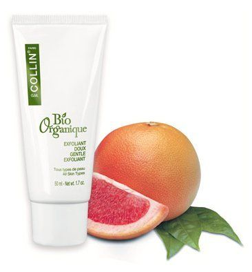 GM Collin Bio Organique Gentle Exfoliant 1.7oz by GM Collin. $25.90. Directions: After cleansing the skin, apply a generous layer. For optimal exfoliation, allow to work for 5 minutes. Humidify with wet fingers, massage, and rinse off. Complete with G.M. Collin's organic Revitalizing Mist. 1 to 3 times per week or as recommended by your skin care professional.. Rediscover your skin with the pleasing, luxuriously graceful texture of Gentle Exfoliant. With its mellow, me...