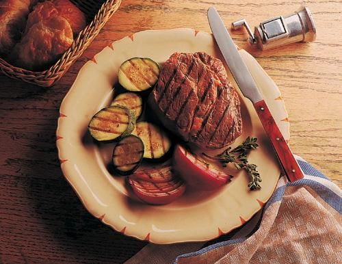 Quick & Spicy AngusPride Beef Chuck Steaks from Hugo's Family Marketplace. #spicy #steaks